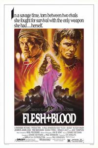 Flesh and Blood - 43 x 62 Movie Poster - Bus Shelter Style A