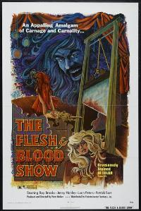Flesh and Blood Show - 11 x 17 Movie Poster - Style A