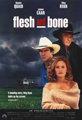 Flesh and Bone - 11 x 17 Movie Poster - Style A