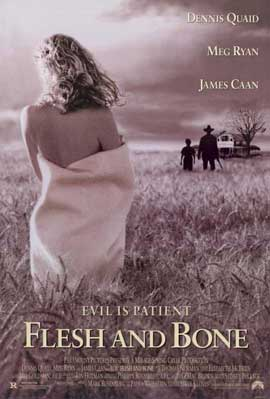 Flesh and Bone - 11 x 17 Movie Poster - Style B