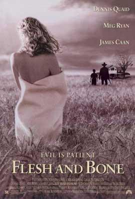 Flesh and Bone - 11 x 17 Movie Poster - Style B