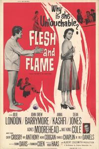 Flesh and Flame - 11 x 17 Movie Poster - Style A