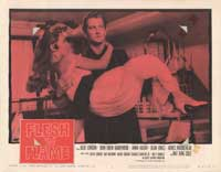 Flesh and Flame - 11 x 14 Movie Poster - Style E