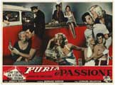 Flesh and Fury - 11 x 17 Movie Poster - Italian Style A