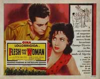 Flesh And The Woman - 11 x 17 Movie Poster - Style B