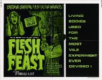 Flesh Feast - 11 x 17 Movie Poster - Style B