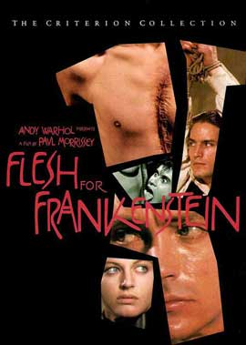 Flesh for Frankenstein - 11 x 17 Movie Poster - Style C