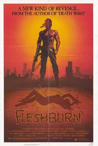 Fleshburn - 11 x 17 Movie Poster - Style A