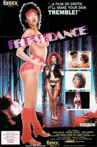 Fleshdance - 11 x 17 Movie Poster - Style A