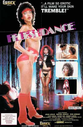 Fleshdance - 27 x 40 Movie Poster - Style A