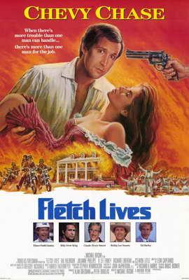 Fletch Lives - 27 x 40 Movie Poster - Style A