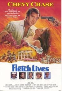 Fletch Lives - 43 x 62 Movie Poster - Bus Shelter Style A