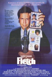 Fletch - 11 x 17 Movie Poster - Spanish Style A