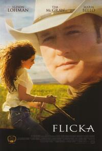 Flicka - 27 x 40 Movie Poster - Style B