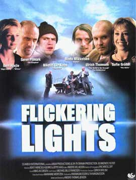 Flickering Lights - 11 x 17 Movie Poster - Style A