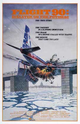 Flight 90: Disaster on the Potomac - 11 x 17 Movie Poster - Style A