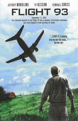 Flight 93 - 11 x 17 Movie Poster - Style B