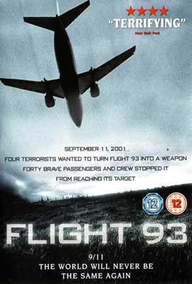 Flight 93 - 27 x 40 Movie Poster - UK Style A