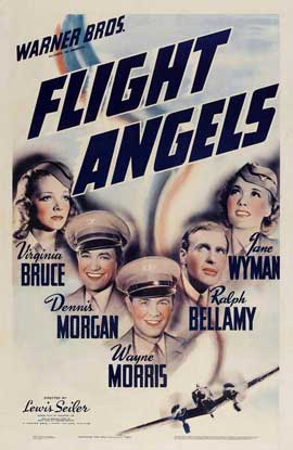 Flight Angels - 11 x 17 Movie Poster - Style A