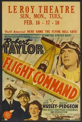 Flight Command - 11 x 17 Movie Poster - Style A