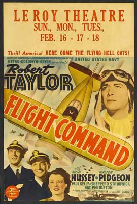 Flight Command - 27 x 40 Movie Poster - Style A