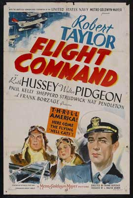 Flight Command - 11 x 17 Movie Poster - Style B