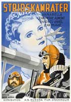 Flight Into Darkness - 11 x 17 Movie Poster - Swedish Style A