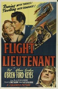 Flight Lieutenant - 27 x 40 Movie Poster - Style A