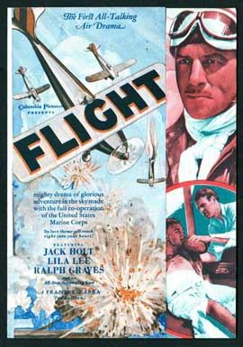 Flight, The General - 11 x 17 Movie Poster - Style A