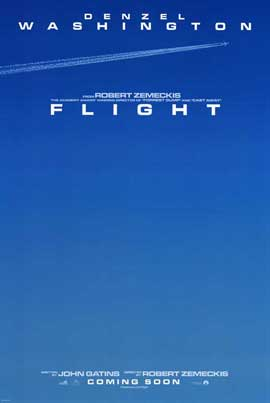 Flight - 11 x 17 Movie Poster - Style A
