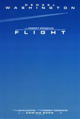 Flight - DS 1 Sheet Movie Poster - Style A