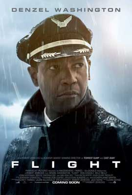 Flight - 11 x 17 Movie Poster - Style B