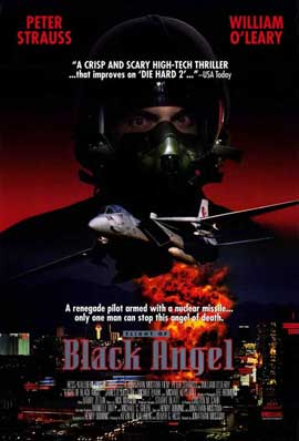 Flight of Black Angel - 11 x 17 Movie Poster - Style A