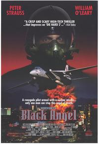 Flight of Black Angel - 27 x 40 Movie Poster - Style A