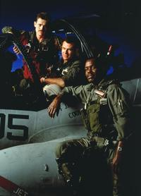 Flight of the Intruder - 8 x 10 Color Photo #1