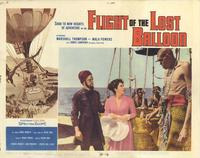 Flight of the Lost Balloon - 11 x 14 Movie Poster - Style C