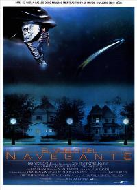 Flight of the Navigator - 27 x 40 Movie Poster - Spanish Style A