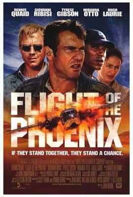 Flight of the Phoenix - 27 x 40 Movie Poster - Style B