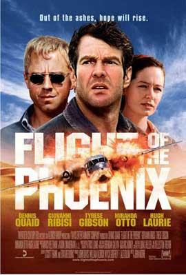 Flight of the Phoenix - 27 x 40 Movie Poster - Style C