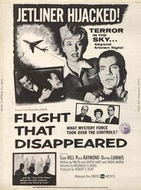 Flight That Disappeared - 11 x 17 Movie Poster - Style B