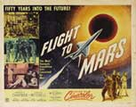 Flight to Mars - 22 x 28 Poster - Style A