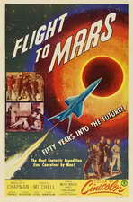 Flight to Mars - 11 x 17 Movie Poster - Style C