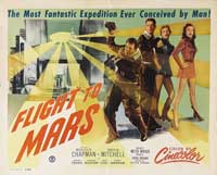 Flight to Mars - 22 x 28 Movie Poster - Style B