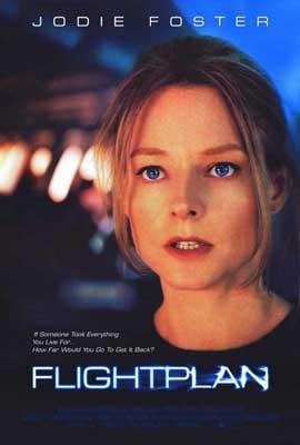 Flightplan - 27 x 40 Movie Poster - Style A