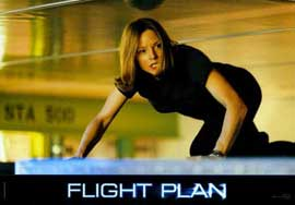 Flightplan - 11 x 14 Movie Poster - Style B