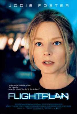 Flightplan - 11 x 17 Movie Poster - Style B