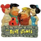 The Flintstones (TV) - The and Rubbles Salt and Pepper Shaker Set