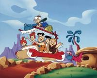 The Flintstones (TV) - 8 x 10 Color Photo #002