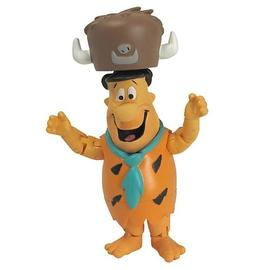 The Flintstones (TV) - Hanna-Barbera Fred Flintstone 3-Inch Action Figure