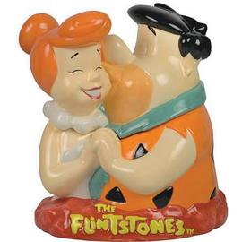 The Flintstones (TV) - The Fred and Wilma Cookie Jar
